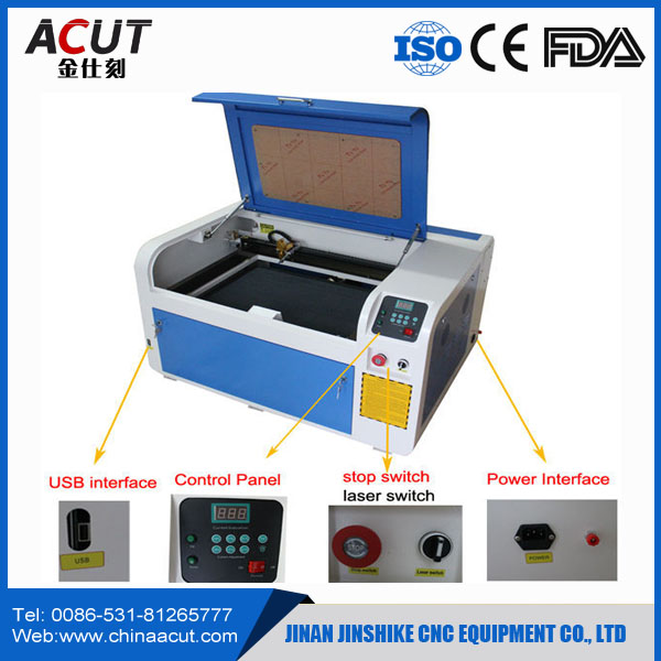 Best design ! universal 6040 <strong>C02</strong> Laser engraving machine easy to operate cutting machine