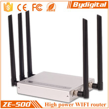 Bydigital High Speed Soft Router With Wireless Wifi and 4 LAN Port Network Router