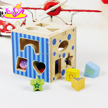 wholesale cheap children coordinating eye and hand wooden educational toys W12D067
