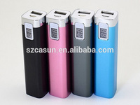 Custom High quality Colourful new universal portable power bank