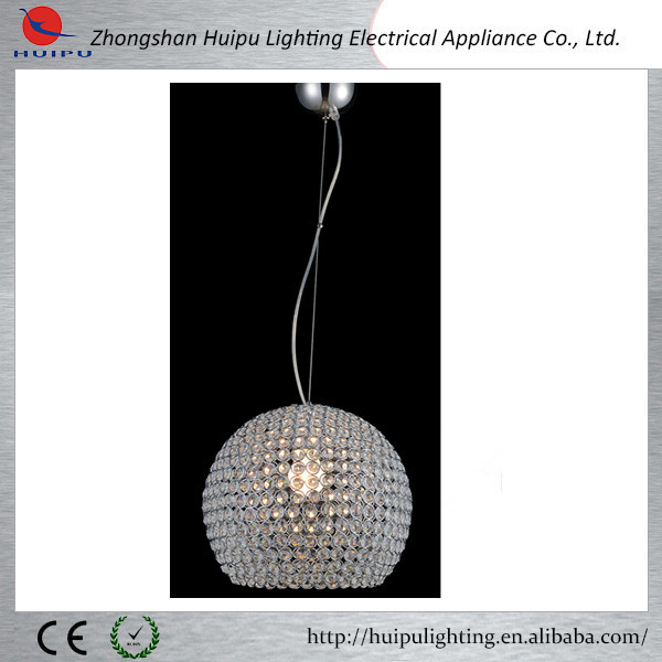 2015 wholesale fancy hollow- out ball pendant lamp