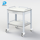 Newest hot sell medical trolley/rolling stand/cart HPL