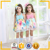 2015 wholesale dress design kids, baby clothes manufacturers usa kids dress photo