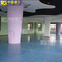 Good reputation factory price plastic vinyl floor for kids