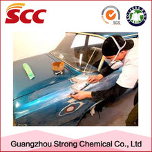 Yellow resistance hi gloss car coating hydrophobic liquid