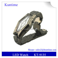 Led digital clock Custom led watches made in China