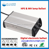 Low Start up Amps ballast electronic 400w for metal halide lamps and sodium lamps
