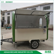 china,design,ice-cream,beverage, snack,fried chicken,vending trailer,small,mobile,BBQ,fast food cart