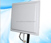 uhf integrated rfid long range reader with TCP/IP/Wiegand/RS232/RS485 + 10pcs Alien H3 UHF sticker