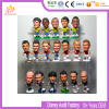 custom mini plastic sports figures plastic football figure