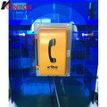 Outdoor Public Telephone Booth Acoustic Hood for Soundproof