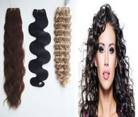 Wholesale Different Types Of Curly Weave Hair, Brazilian Deep Wave Hair, Brazilian Body Wave