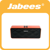 Small size superior sound quality Bluetooth stereo speaker with mic for mobile phone