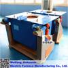 0.3t (IGBT) igbt dual tracking furnace for melting scrap iron and steel