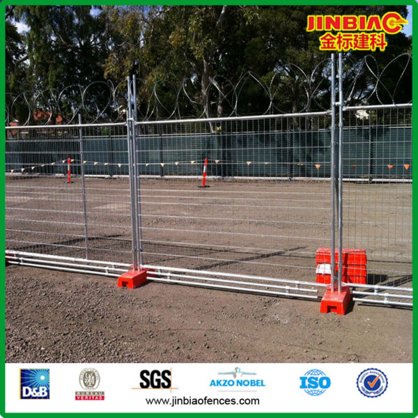 Hot Dipped Galvanized Australia Temporary Fence For Sales
