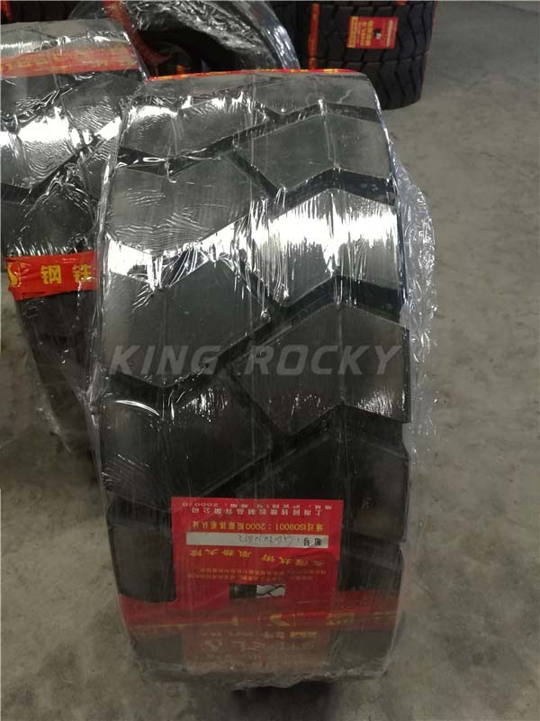 Chinese wholesale H989 forklift tire for sale
