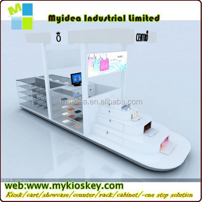 Modern Elegant Mobile Phone Display ,mobile phone display cabinet horizontal display cabinet