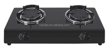 Stainless steel Double Burner Gas stove/Gas hob/Gas cooker