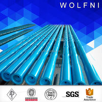 Wolfni API certified drill collar safety clamp