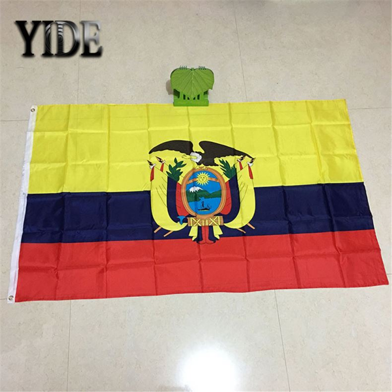 Customized cheap 3*5 ft polyester the european union and all other countries flags custom