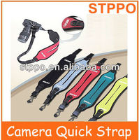 Caden Colorful Quick Strap Elastic Adjustable DSLR Camera Neck Strap