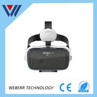 Best selling bobo z4 , factory price VR 3D glasses Bobo vr Z4 3D glasses with headphone Virtual Reality google