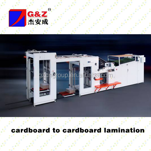 Factory Price Laminated Paper Board Machine