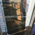 20% Transparency 64W Solar Power Panel Thin film Panel CdTe for BIPV