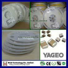 YAGEO SMD Capacitor CC1206JPX7R9BB153,CC1206JPX7R9BB152,Specialized in all famous brand Ceramic capacitor (MLCC)