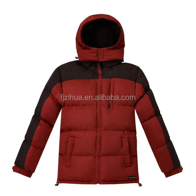 2015 slim fit men leather jacket,men down jacket,winter down Winter jacket