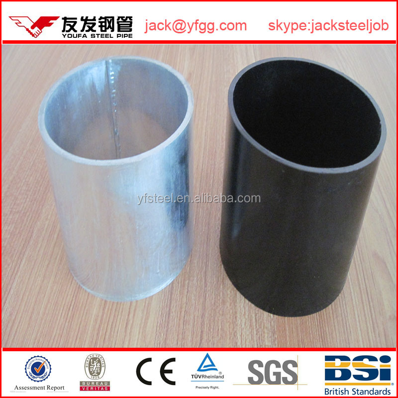 LGJ Tianjin made DN 90 medium weld b i pipe