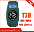 EOBD/OBDII code reader (yellow / multi-language) T79