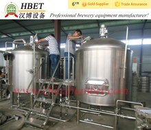 2.0T draft beer making machine for vending