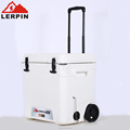 Trolley cooler box,ice chest with wheels