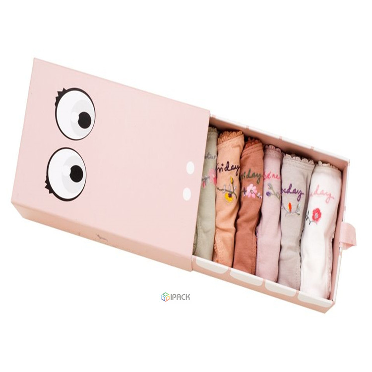 Handmade Baby Shower Paper Return Gifts Box Baby Clothes Gift Boxes
