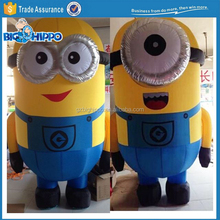 Inflatable Minions Cartoon Costume