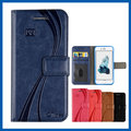 C&T Hot selling phone case wallet leather case flip phone covers for iphone 6s