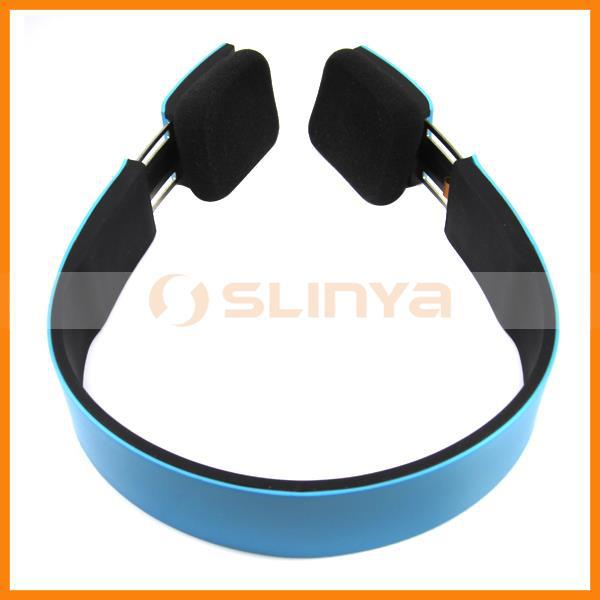 Keys Control Stereo Bluetooth Audio Headset For Smart Phone And Tablet PC
