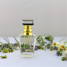 Optical Glass clean Premium Crystal Perfume Bottles For Wedding Gifts