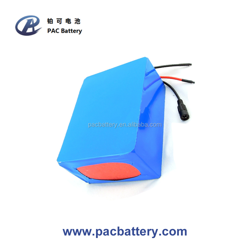 Powerful 12v li-ion battery pack 30ah with BMS protection