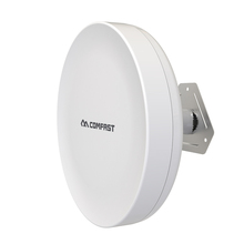 COMFAST CF-A5 OEM/ODM High Power 900Mbps Outdoor WiFi Access Point, Long Range Wireless Bridge Outdoor CPE for Mini Camera