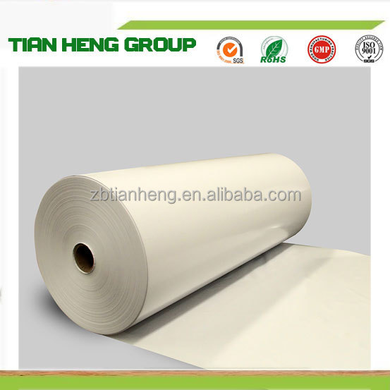 RIGID PVC PLASTIC FILM FOR OFFSET PRINTING