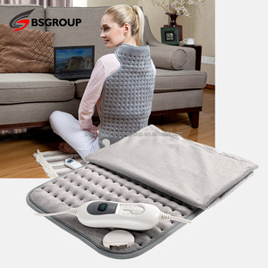 40x30cm Fast heating small electric fleece heating pad