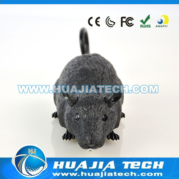 Infrared plastic mouse toy rc animal mouse