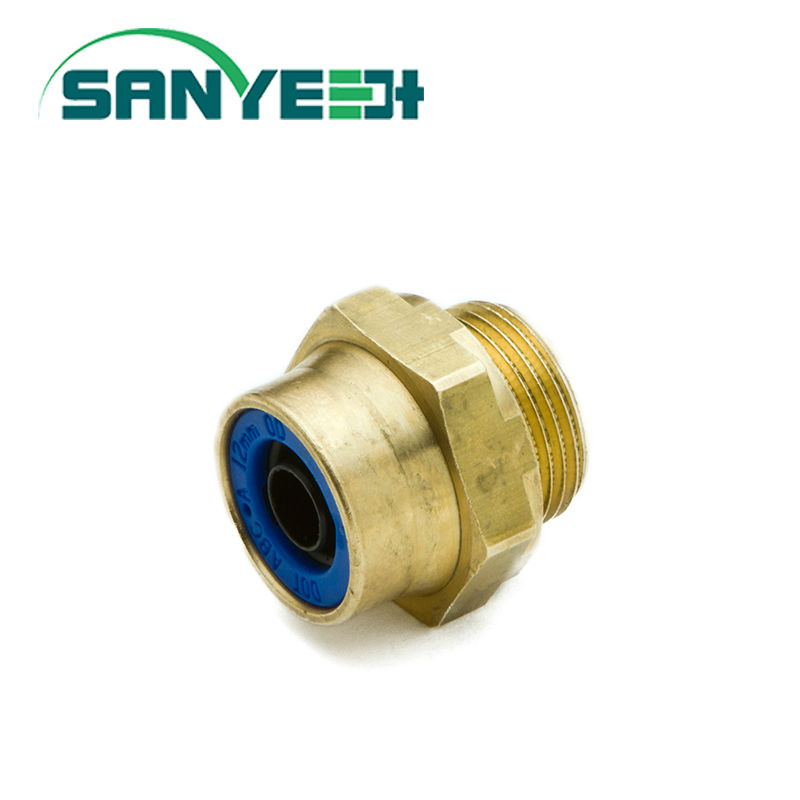 New Push-in couplings for pneumatic tool