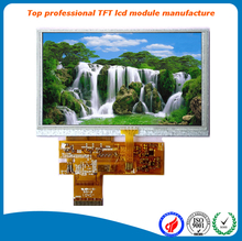 5 inch 800x480 tft lcd multitouch display replacement touch screen module