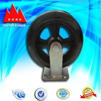 Rubber Small Caster Wheel with high quality