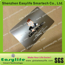 Exporting Wholesale Laser Cut Out Metal Card with Full Color Print Stainless Steel Nameplate for Souvenir & Gift