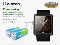 ximi mi5 merry christmas gifts hot Wholesale touch screen watch bluetooth gt08 gsm smart watch with NFC and pedometer