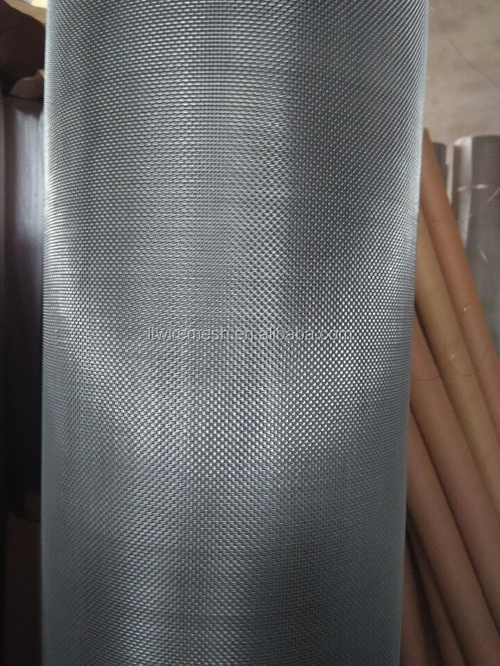 High Quality 25 50 150 Micron Stainless Wire Mesh Metal